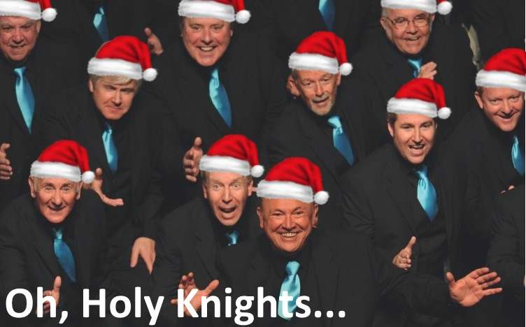oh-holy-knights-in-santa-hats